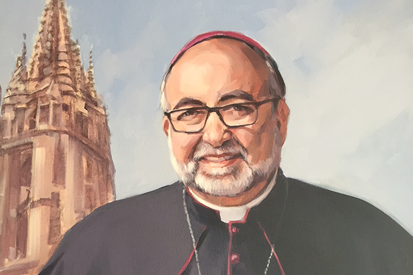 Mons. Jesús Sanz