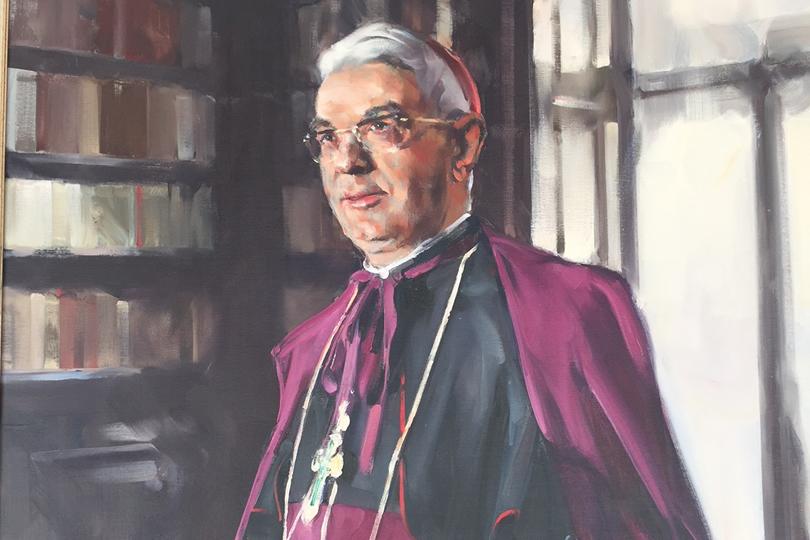 Mons. Vicente Enrique Tarancón