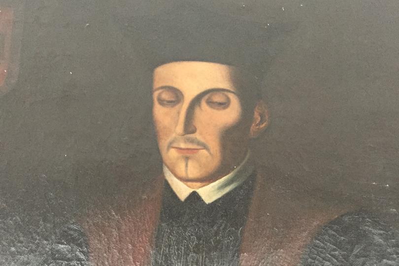 Mons. Diego Muros