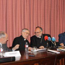 Presentación nuevo libro Mons. Gabino Díaz Merchán