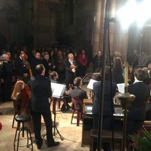 Misa del centenario de la Virgen de Covadonga