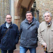 Tres nuevos diáconos permanentes para la diócesis