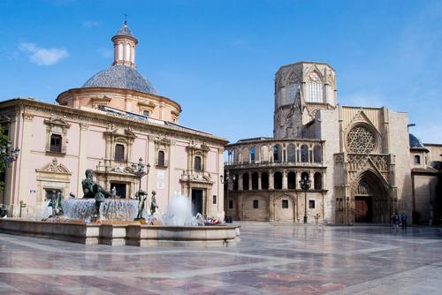 La Escolanía de Covadonga, en la Basílica de Nuestra Señora de los Desamparados (Valencia)