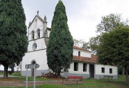 Vía Crucis interparroquial en Grullos (Candamo)