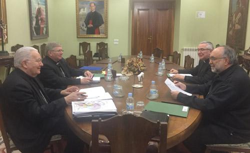 Los obispos de la Provincia Eclesiástica se reúnen en Astorga