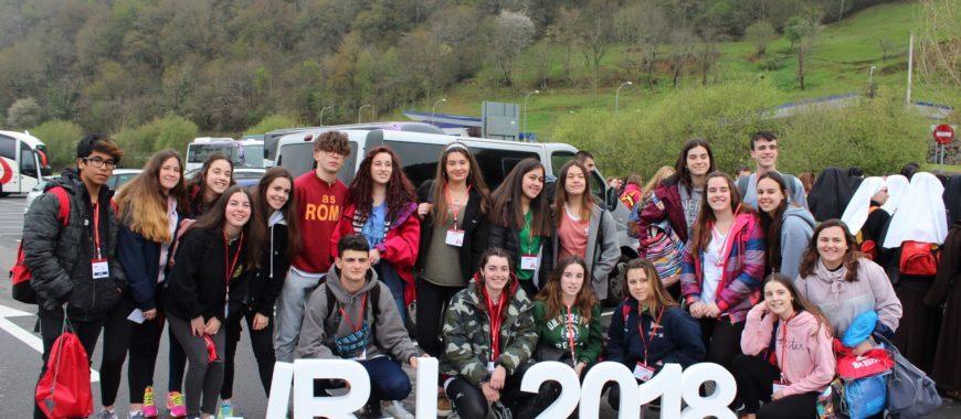 Comienza la Jornada Regional de Jóvenes del Año Jubilar en Covadonga