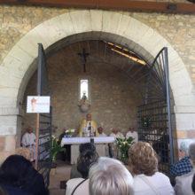 Fiesta Pascual. Arciprestazgo de Siero