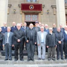 Bodas de oro y plata sacerdotes