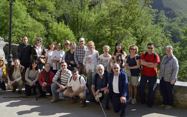 Balance positivo para Amigos de Covadonga