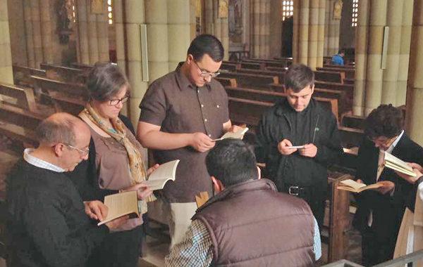 La Orden Franciscana Seglar reactiva su Consejo de Zona en la diócesis