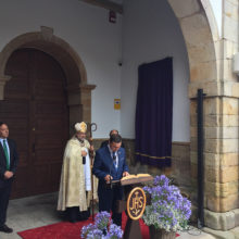 Inauguración Museo Semana Santa Villaviciosa