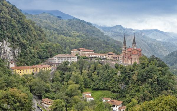 Un año de Gracia en Covadonga