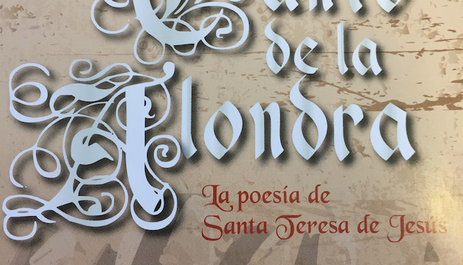 La musicalidad de la poesía de Santa Teresa