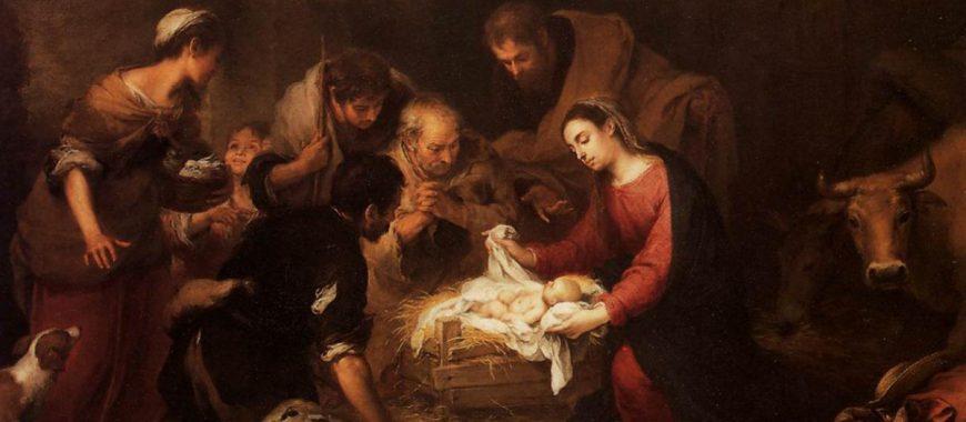 Eucaristía de Navidad en la Catedral de Oviedo y el Santuario de Covadonga