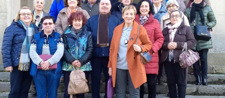 Reunión de la representación diocesana que participará en el Congreso Nacional de Laicos
