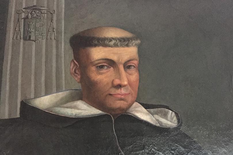 Mons. Fr. Tomás Reluz
