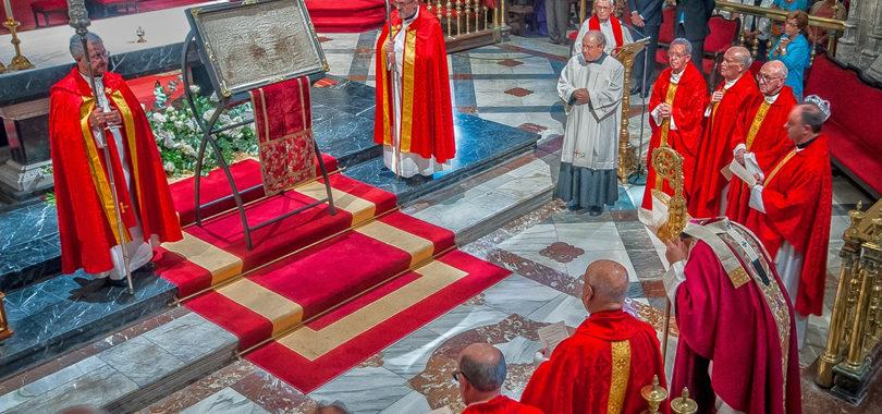 Exaltación de la Santa Cruz: comienza la Perdonanza en Oviedo