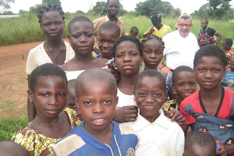 Misión diocesana de los parrocos asturianos en Benín