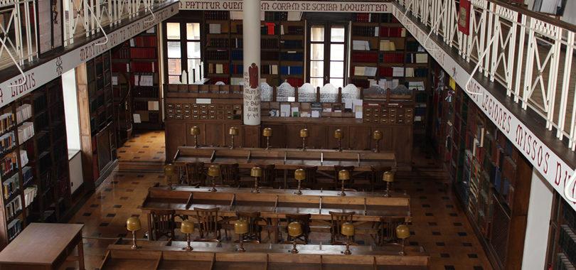 Los Bibliotecarios de la Iglesia en España se reunirán en Oviedo