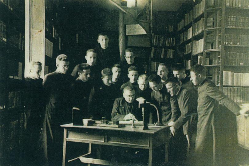 Historia del Seminario Metropolitano