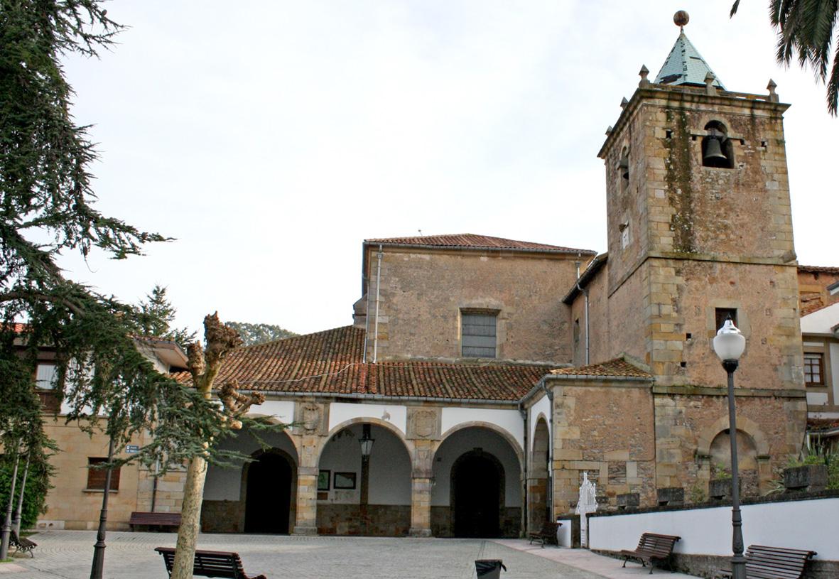 Iglesia Villaviciosa