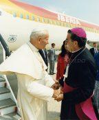 25 años de la Visita de Juan Pablo II a Asturias