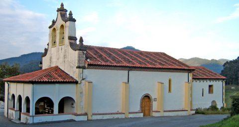SAN TIRSO DE CANDAMO