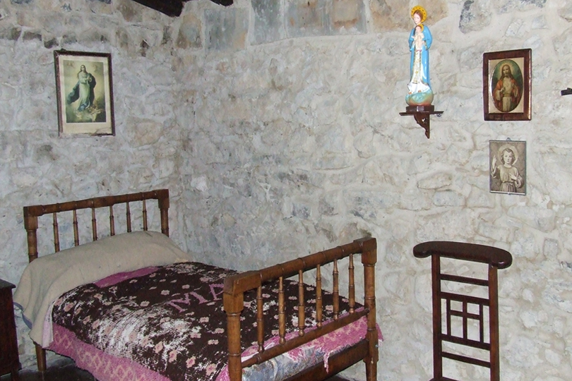 Casa natal de San Melchor de Quirós