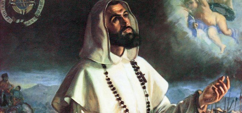 La diócesis celebra la festividad de San Melchor de Quirós