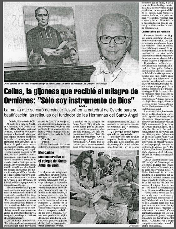 Entrevista Hna. Celina