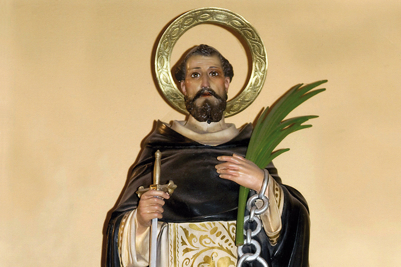 Imágen de San Melchor de Quirós