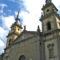 Sacerdotes en Pola de Siero, encargados de llevar la comida a personas sin hogar