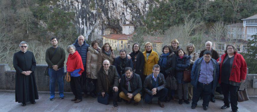 """Asociación Amigos de Covadonga: """"Es ilusionante poder servir a la Santina"""""""