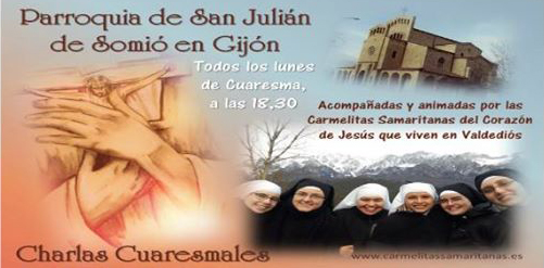 Cuaresma con las Carmelitas Samaritanas