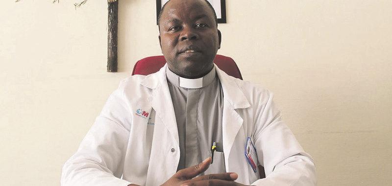 «La Iglesia hace mucho bien en África»