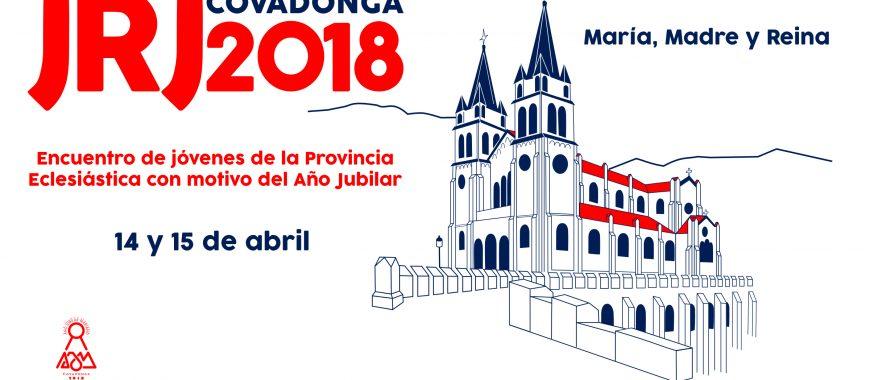Voluntarios para la JRJ de Covadonga