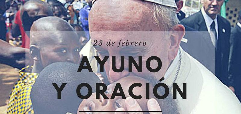 El Papa convoca una Jornada de Oración y Ayuno por la paz