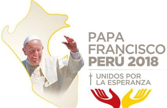Aterrizando en este Perú visitado por el Papa