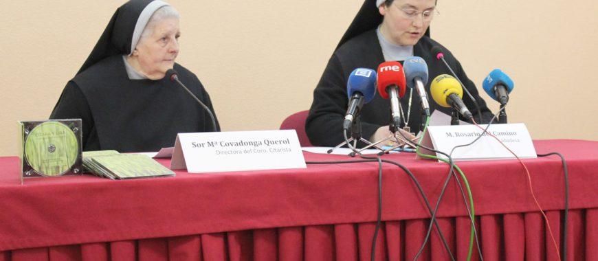 Las religiosas de San Pelayo (Oviedo) presentan un nuevo CD musical
