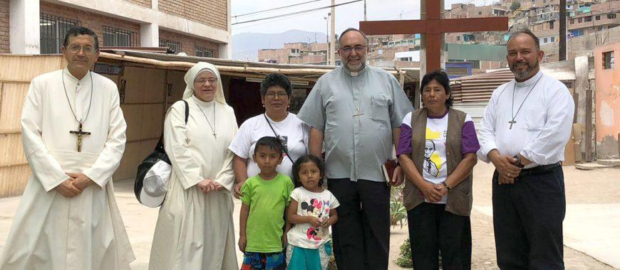 """""""Volver a lo cotidiano, tras unos días extraordinarios"""". Quinta y última entrega de las crónicas del viaje de Mons. Sanz a Perú"""