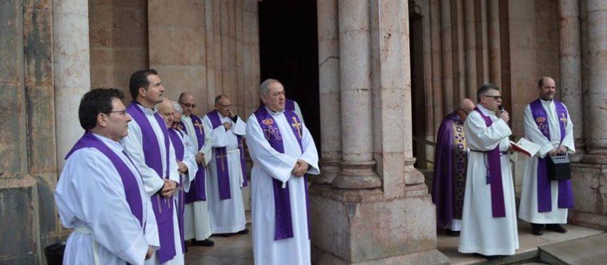 Peregrinación penitencial a Covadonga del arciprestazgo de Gijón