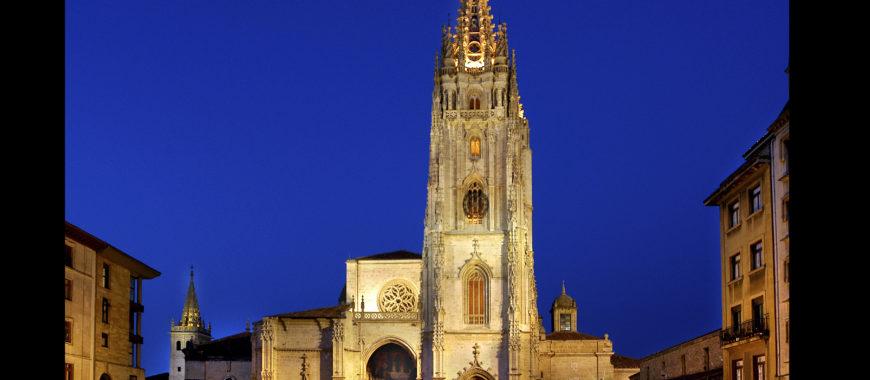 Subida a la torre de la Catedral, en enero