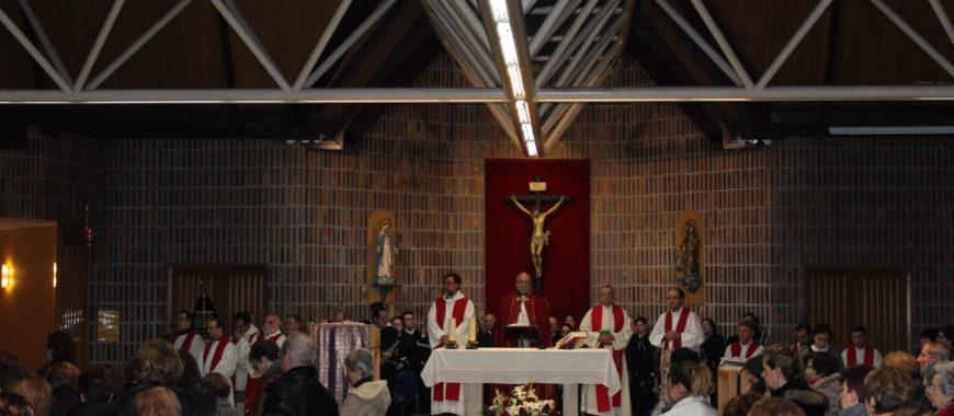 Vía Crucis del arciprestazgo de Oviedo