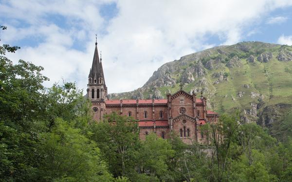 Cuaresma en Covadonga