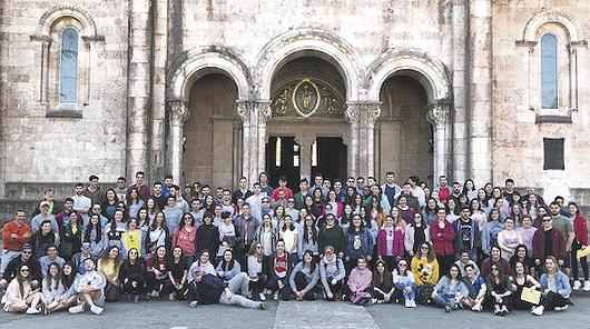 Los alumnos del Padre Ossó ganan el Jubileo