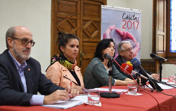 Presentada la memoria de Cáritas Asturias 2017: «La pobreza se cronifica»