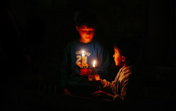 Jornadas de iniciación a la oración de niños