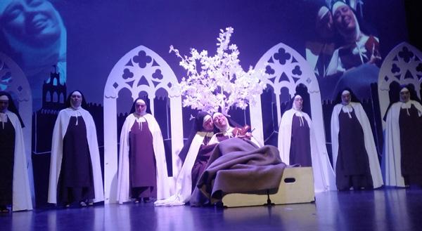 «Arte alternativo y Teresa de Jesús»