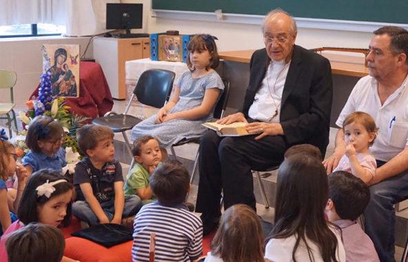El Oratorio donde los niños son los protagonistas