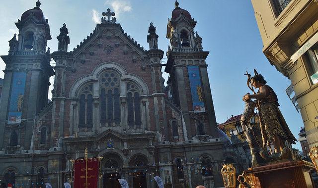 Semana Social en la Basílica de San Juan el Real